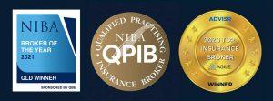 business insurance broker award medals