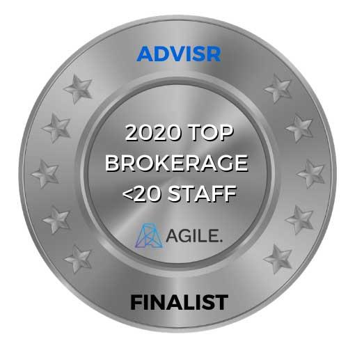 2020 top brokerage