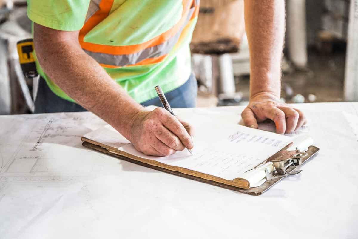 Management Liability Insurance - construction plan