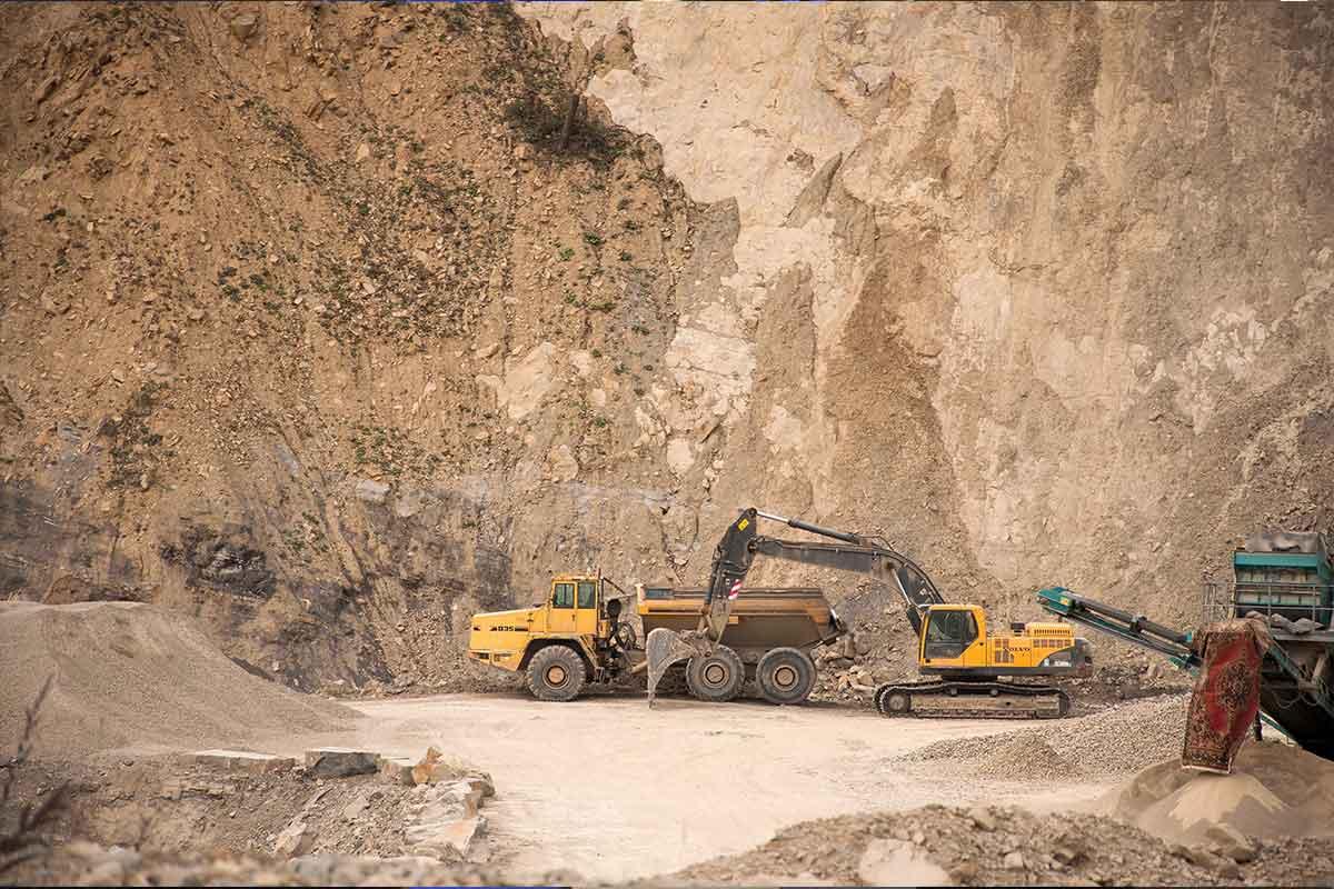 mining contractors insurance - mine