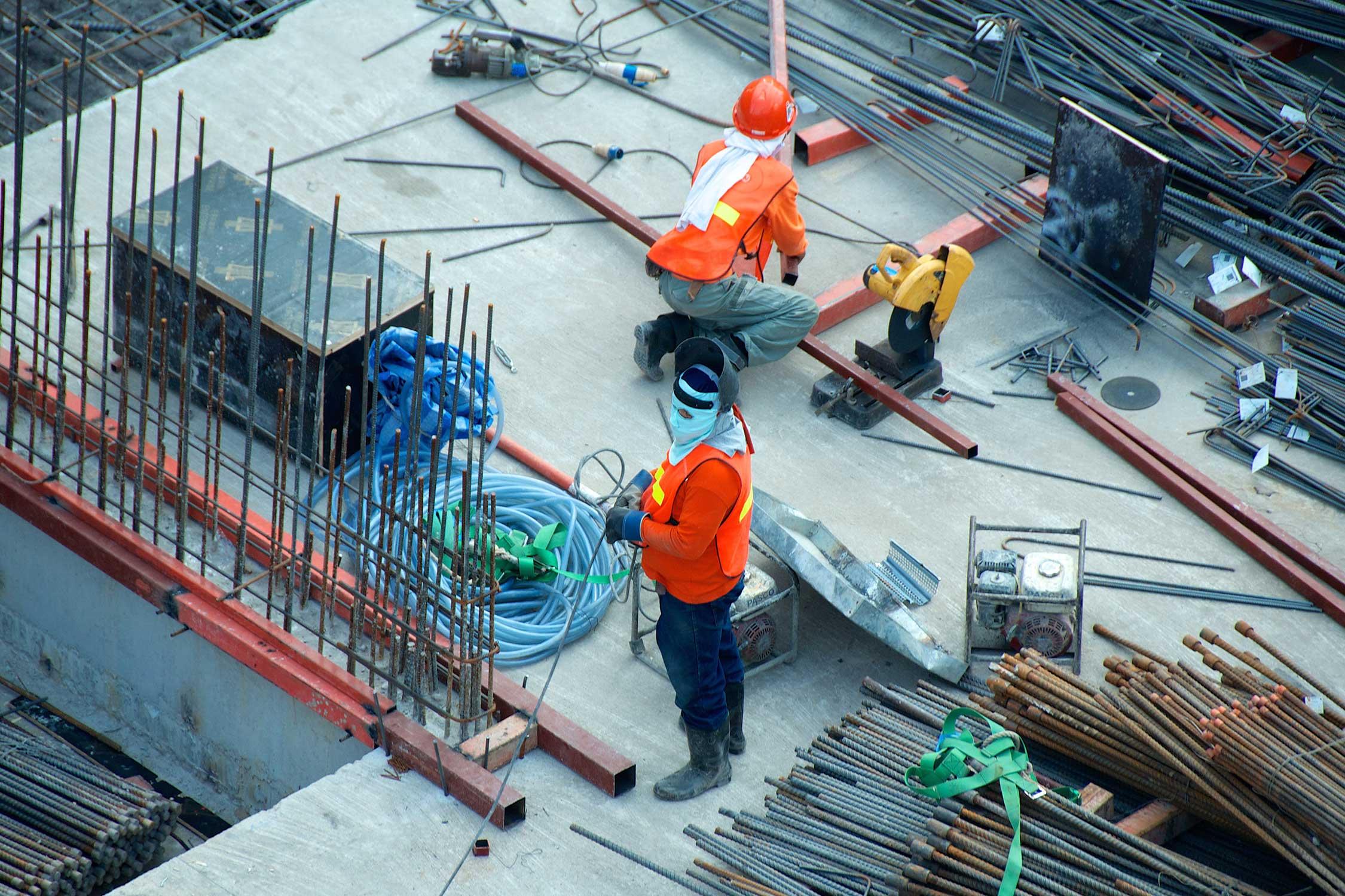 Public liability insurance - project site